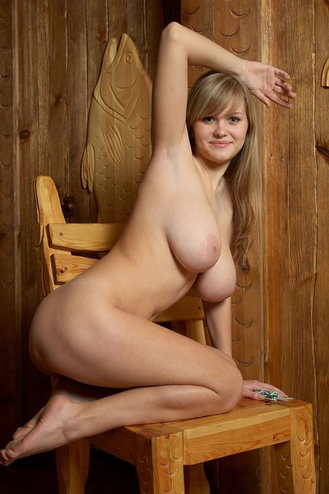 Busty nude women free photos